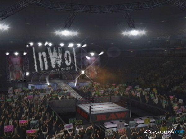 WWF Wrestlemania X8 - Screenshots - Bild 4