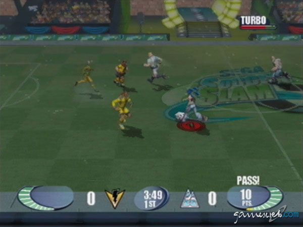 Sega Soccer Slam - Screenshots - Bild 8