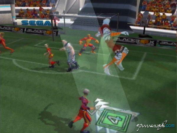 Sega Soccer Slam - Screenshots - Bild 16