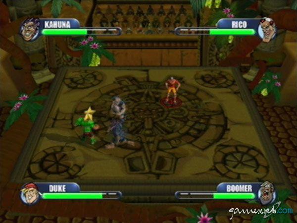 Sega Soccer Slam - Screenshots - Bild 6