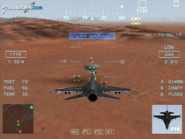 Lethal Skies - Screenshots - Bild 4