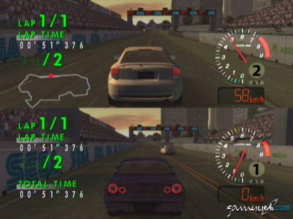 Sega GT 2002 - Screenshots - Bild 5