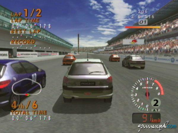Sega GT 2002 - Screenshots - Bild 18