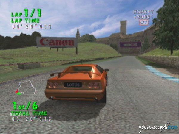Sega GT 2002 - Screenshots - Bild 15