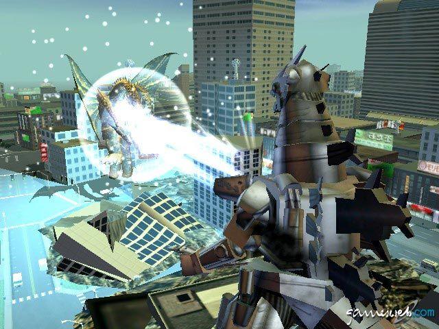 Godzilla: Destroy All Monsters Melee  Archiv - Screenshots - Bild 15