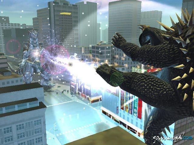 Godzilla: Destroy All Monsters Melee  Archiv - Screenshots - Bild 13
