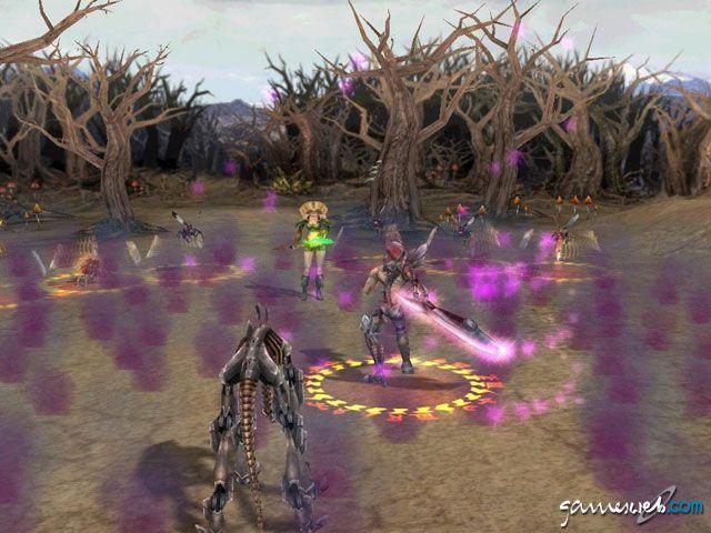 Etherlords 2  Archiv - Screenshots - Bild 22