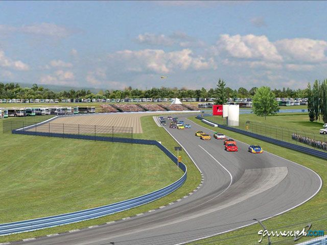 NASCAR Racing Season 2003 - Screenshots - Bild 23