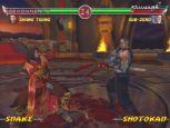 Mortal Kombat: Deadly Alliance - Screenshots - Bild 7