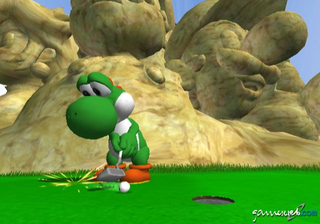 Mario Golf: Toadstool Tour  Archiv - Screenshots - Bild 14