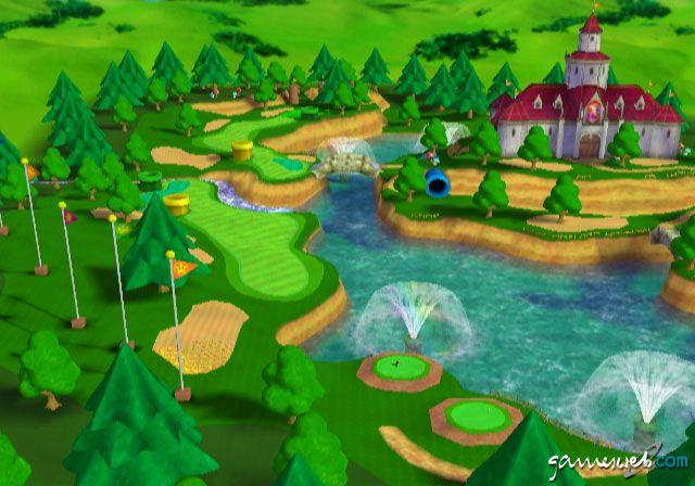 Mario Golf: Toadstool Tour  Archiv - Screenshots - Bild 7