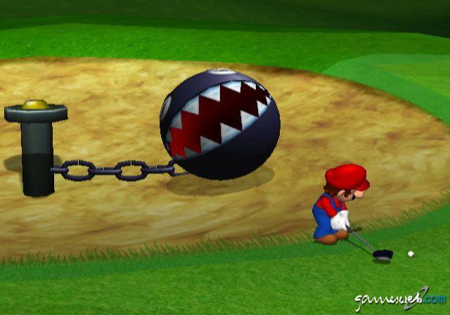 Mario Golf: Toadstool Tour  Archiv - Screenshots - Bild 16