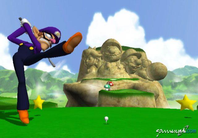 Mario Golf: Toadstool Tour  Archiv - Screenshots - Bild 13