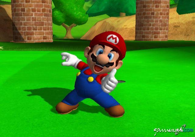 Mario Golf: Toadstool Tour  Archiv - Screenshots - Bild 10