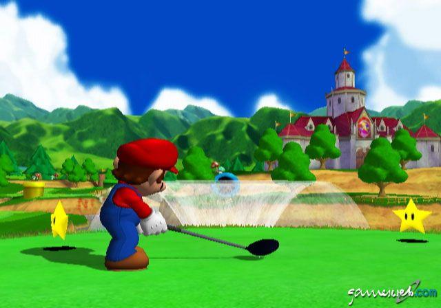Mario Golf: Toadstool Tour  Archiv - Screenshots - Bild 8