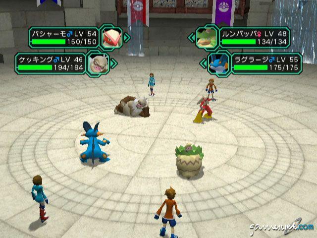 Pokémon Colosseum  Archiv - Screenshots - Bild 27