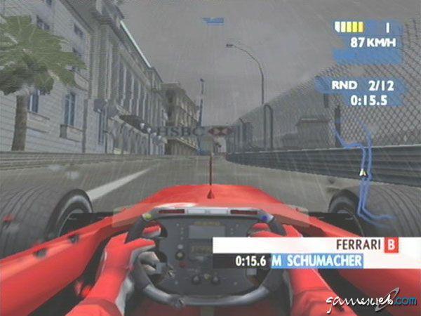 F1 Career Challenge - Screenshots - Bild 9