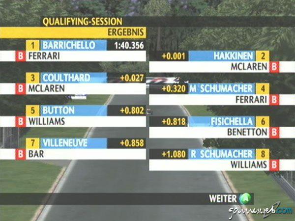 F1 Career Challenge - Screenshots - Bild 13