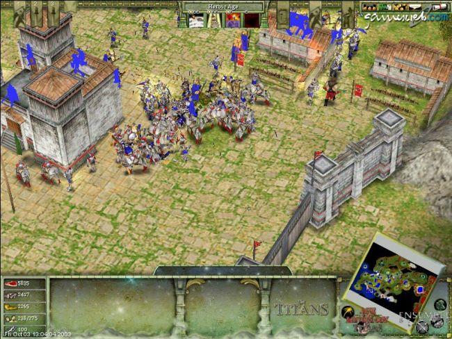 Age of Mythology - Screenshots - Bild 8