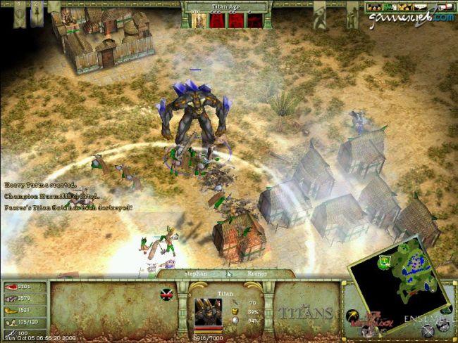 Age of Mythology - Screenshots - Bild 11