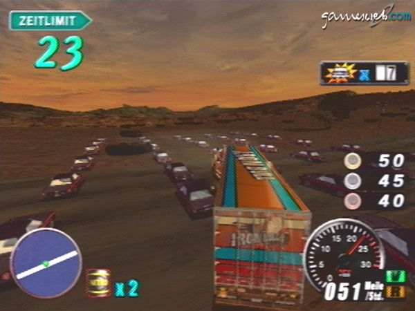 The King of Route 66 - Screenshots - Bild 5
