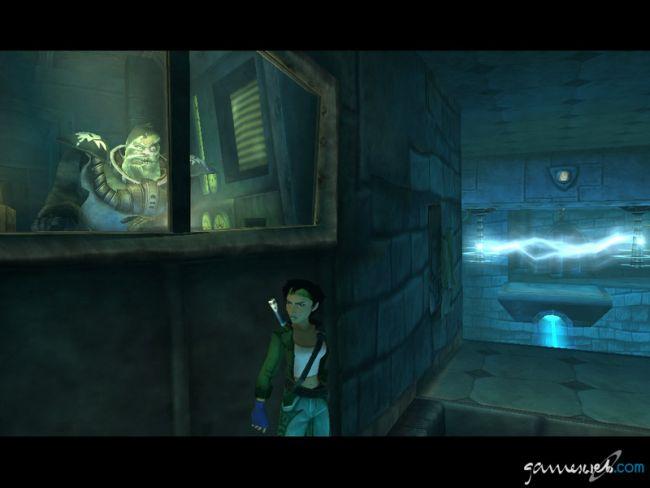 Beyond Good & Evil - Screenshots - Bild 2
