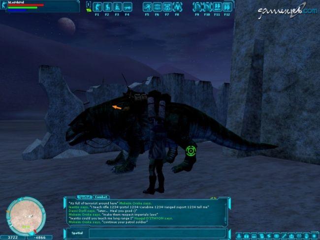 Star Wars Galaxies - Screenshots - Bild 2