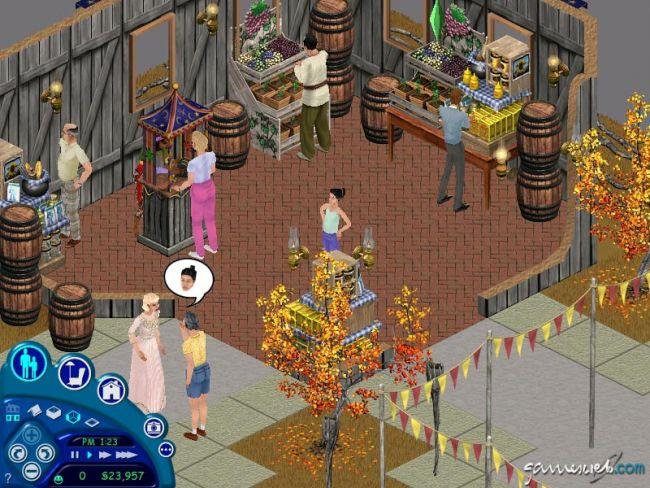 Die Sims - Screenshots - Bild 5
