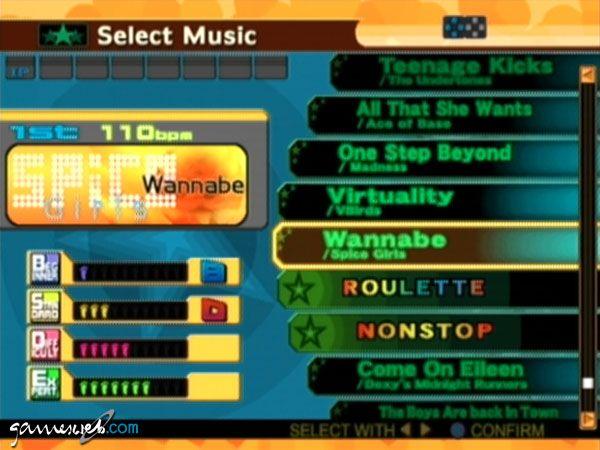 Dancing Stage Fever - Screenshots - Bild 2