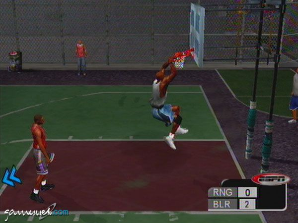 ESPN NBA Basketball 2K4 - Screenshots - Bild 4
