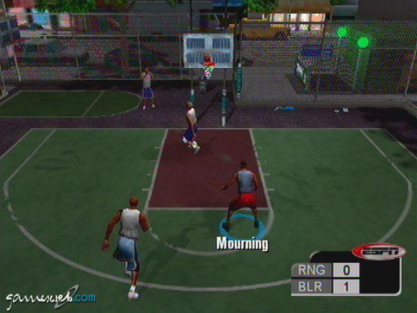 ESPN NBA Basketball 2K4 - Screenshots - Bild 2