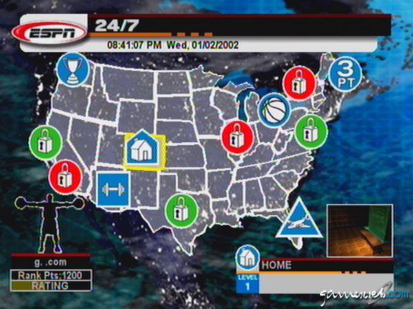 ESPN NBA Basketball 2K4 - Screenshots - Bild 6