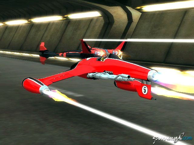Powerdrome  Archiv - Screenshots - Bild 9