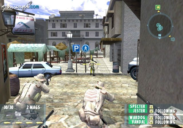 SOCOM 2: U.S. Navy Seals - Screenshots - Bild 9