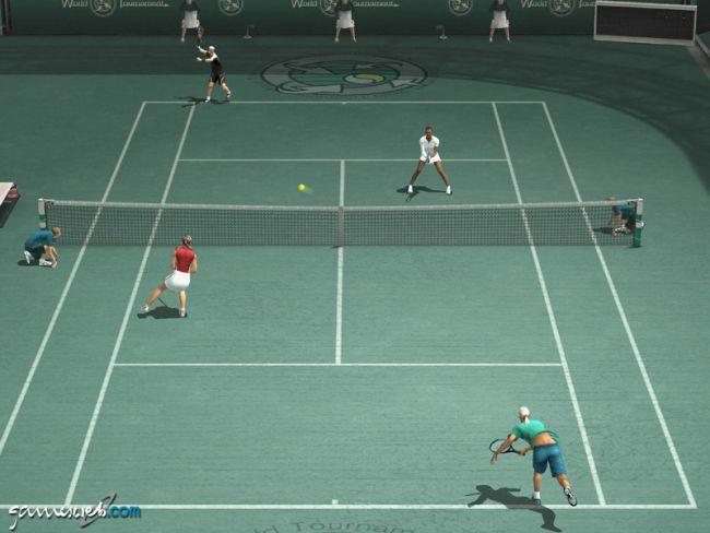 Smash Court Tennis Pro Tournament 2  Archiv - Screenshots - Bild 5