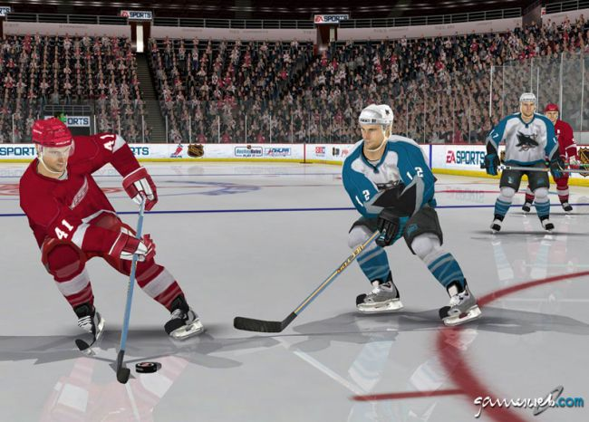 NHL 2005  Archiv - Screenshots - Bild 20
