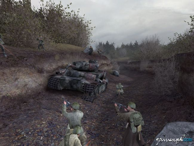 Call of Duty: United Offensive  Archiv - Screenshots - Bild 18