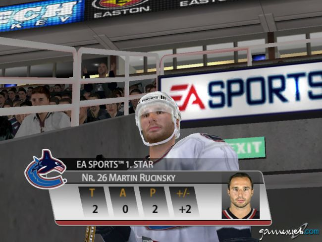 NHL 2005  Archiv - Screenshots - Bild 13