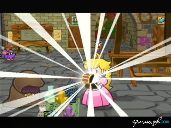 Paper Mario: Die Legende vom Äonentor  Archiv - Screenshots - Bild 2