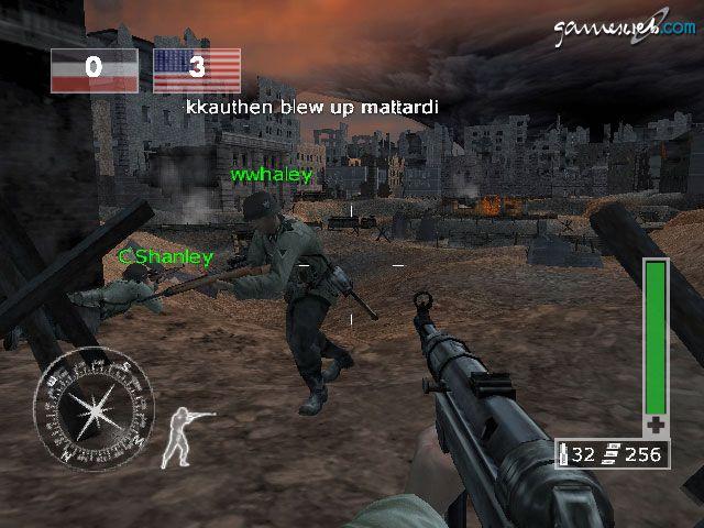 Call of Duty: Finest Hour  Archiv - Screenshots - Bild 11