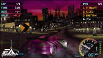 Need for Speed: Underground Rivals (PSP)  Archiv - Screenshots - Bild 2