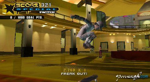 Tony Hawk's Underground 2: Remix (PSP)  Archiv - Screenshots - Bild 4