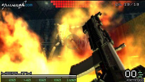Coded Arms (PSP)  Archiv - Screenshots - Bild 35