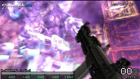 Coded Arms (PSP)  Archiv - Screenshots - Bild 21