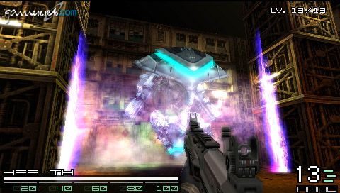 Coded Arms (PSP)  Archiv - Screenshots - Bild 18
