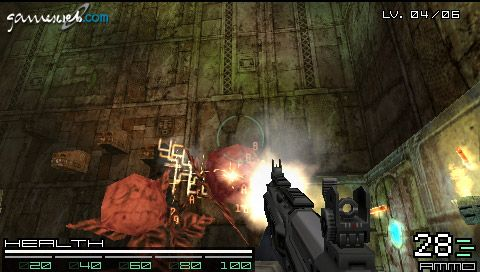 Coded Arms (PSP)  Archiv - Screenshots - Bild 13