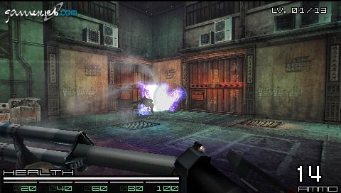 Coded Arms (PSP)  Archiv - Screenshots - Bild 27