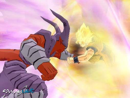 Dragon Ball Z: Budokai Tenkaichi  Archiv - Screenshots - Bild 5