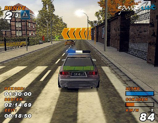 Alarm for Cobra 11: Hot Pursuit  Archiv - Screenshots - Bild 6