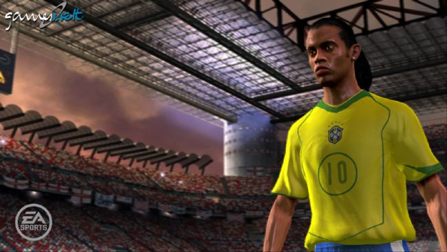 FIFA 2006  Archiv - Screenshots - Bild 2